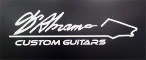 D'Abramo Custom Guitars