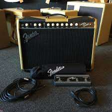Ampli fender supersonic limited edition