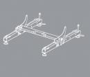 Nexo Geo S12 barra per montaggio a pavimento