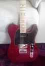 Telecaster Blacktop Mexico CAR MN
