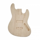 Body Per Basso tipo Fender Jazz Natural