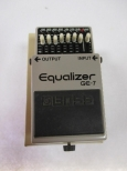 EQUALIZZATORE  BOSS GE 7