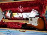 FENDER STRATOCASTER 60° ANNIVERSARY USA LIMITED EDITION