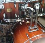 PEARL SRX MAPLE TOBACCO FADE