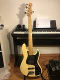 fender jazz bass marcus miller v usa