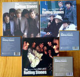 raccolta cd audio dedicata ai rolling stones