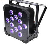 par led batteria 12x18w wireless con wi-fi dmx
