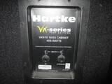 testata basso hartke ha 2500 cassa vx 410 400watt e case