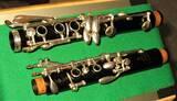 yamaha ycl 651 professional clarinetto come nuovo (garanzia)