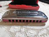 hohner golden melody - key: sol (g)