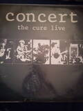 vendo vinile cure the live concert 1984