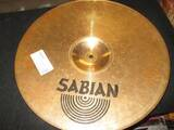 piatto sabian b8 rock crash 16 pollici