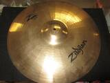 piatto zildjian ride z3 trash 19 pollici