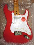 chitarra-fender-classic-vibe-50-s-stratocaster-squier-fiesta-red