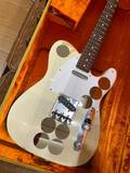 fender telecaster mirrored jimmy page masterbuilt paul waller