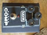 pedale-compressore-mxr-super-comp