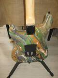 chitarra artigianale copia stratocaster 60s